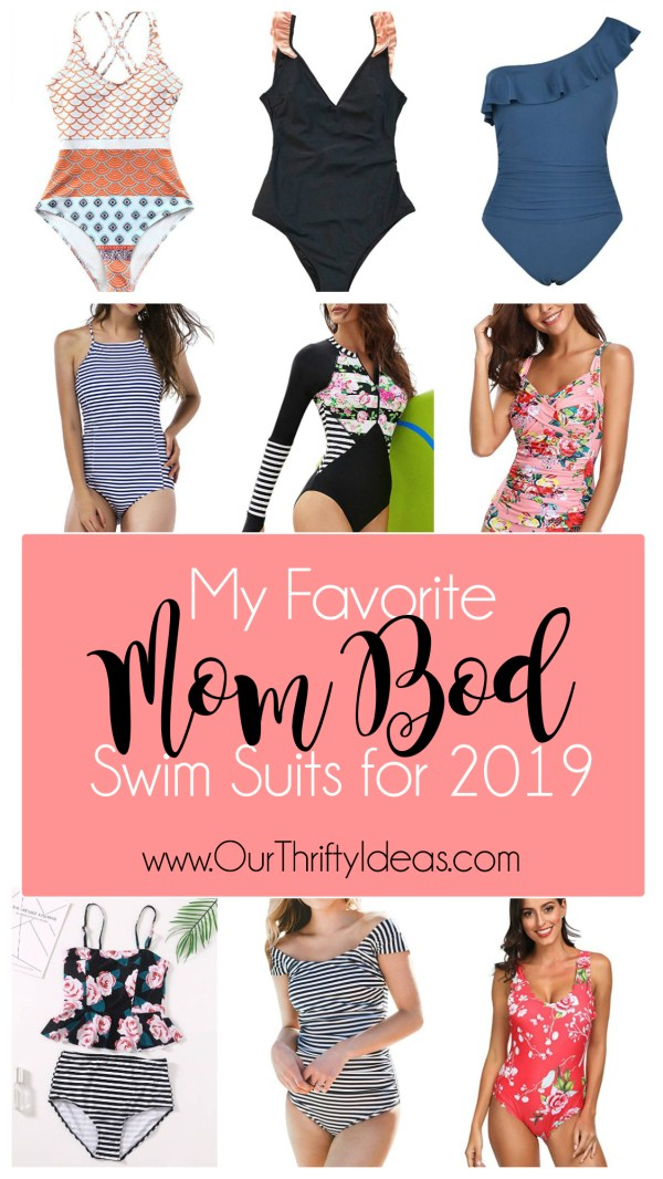 My Favorite Swim Suits