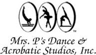 Mrs. P's Dance & Acrobatic Studios, Inc.