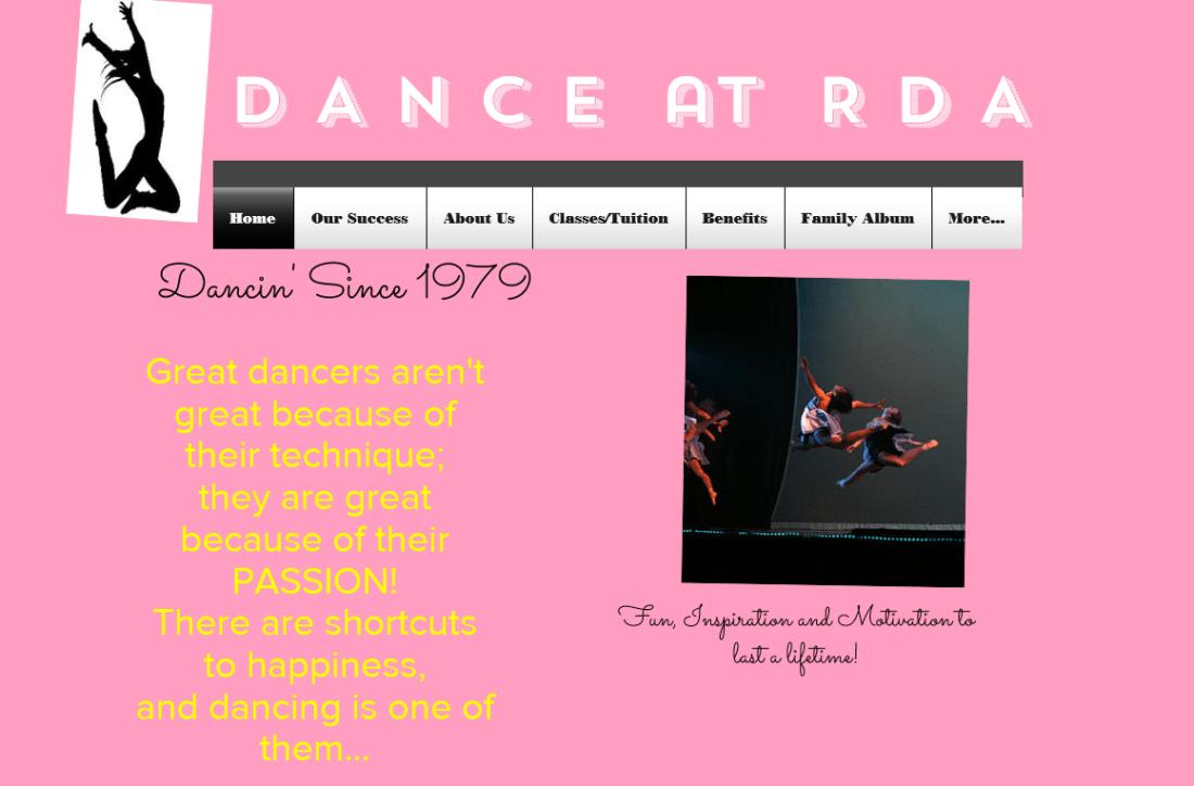 Dance at RDA