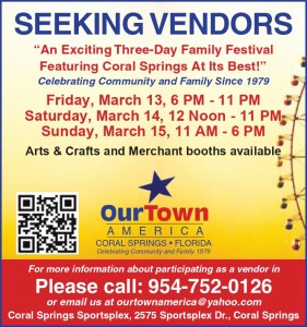 Seeking Vendors