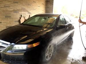 DIY self-serve car wash