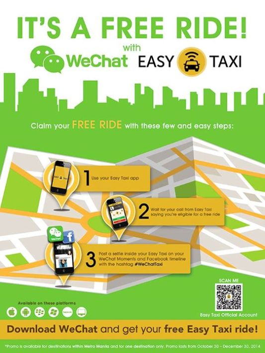 free-ride-easy-taxi-wechat