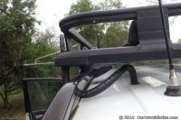 Roofrack Side Lights - D&C Travel Diaries
