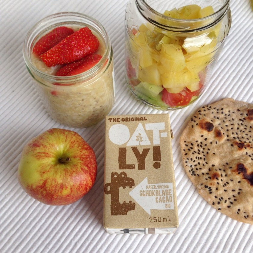 Vegan & Glutenfree Meal Preparation