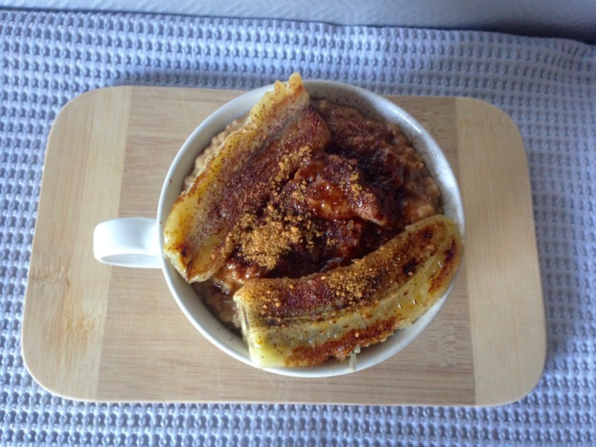 banoffee oats
