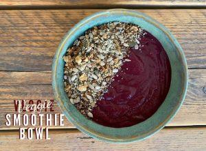veggie smoothie bowl