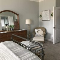 modern farmhouse master bedroom reveal and reasons why I ...
