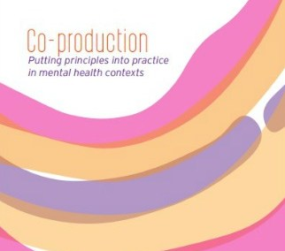 Co-production: Putting principles into practice in mental health contexts