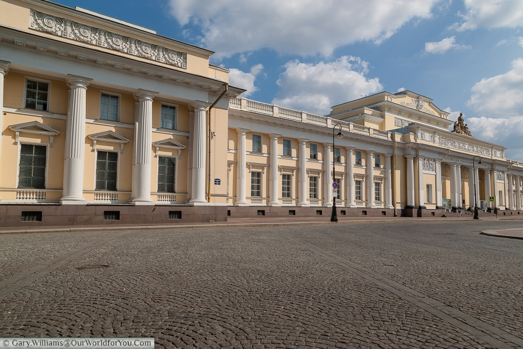 Russian State Museum, St Petersburg, Russia