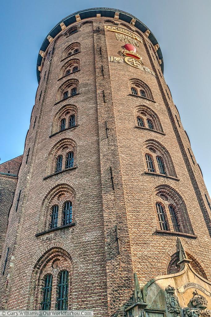 The Rundetaarn or Round Tower, Copenhagen, Denmark