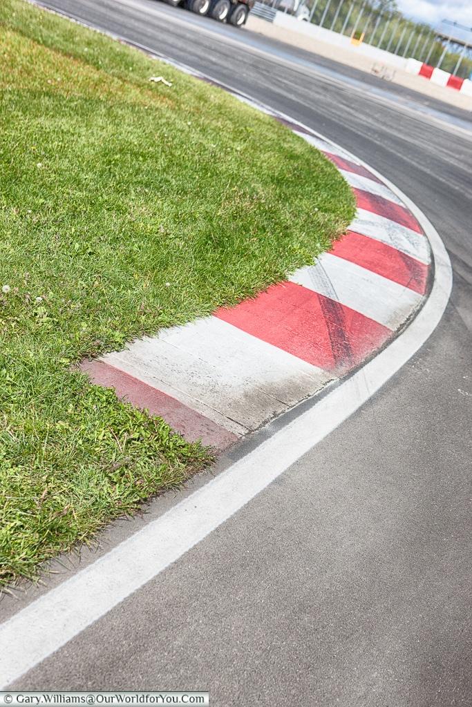 Circuit Gilles Villeneuve, Montréal, Canada