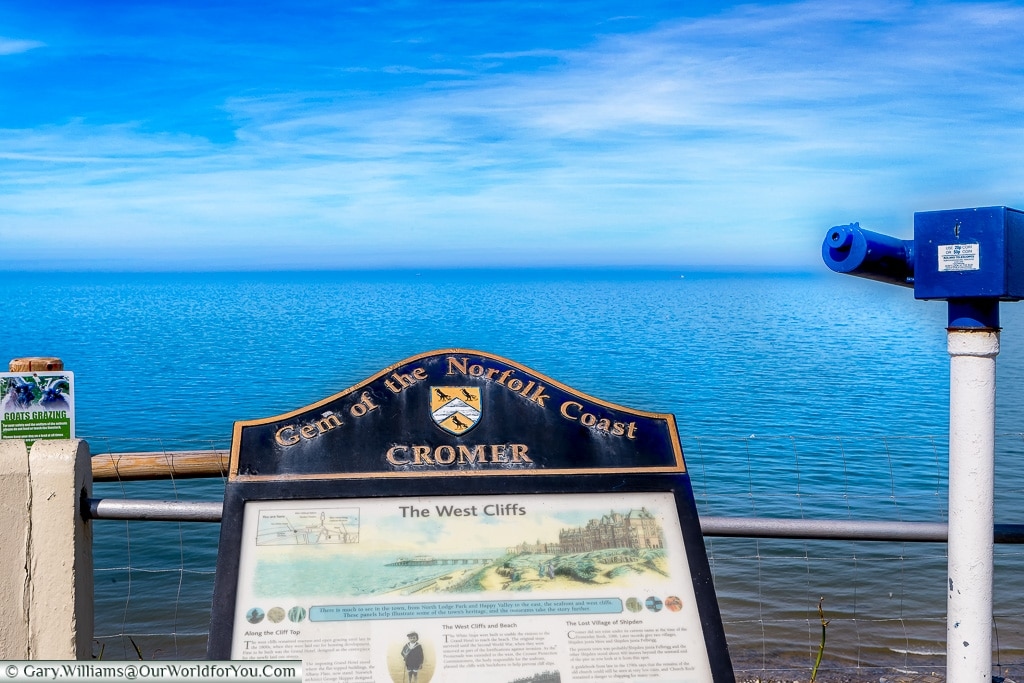 Gem of the Norfolk Coast', Cromer, England - Our World for You