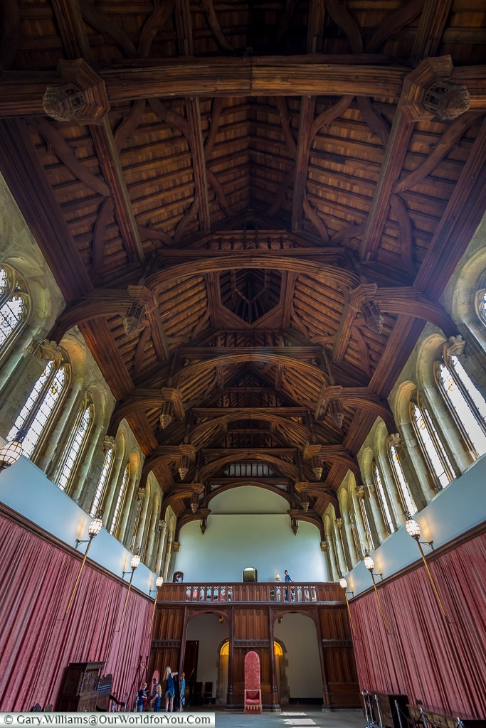 The Great Hall, Eltham Palace, London, England, UK