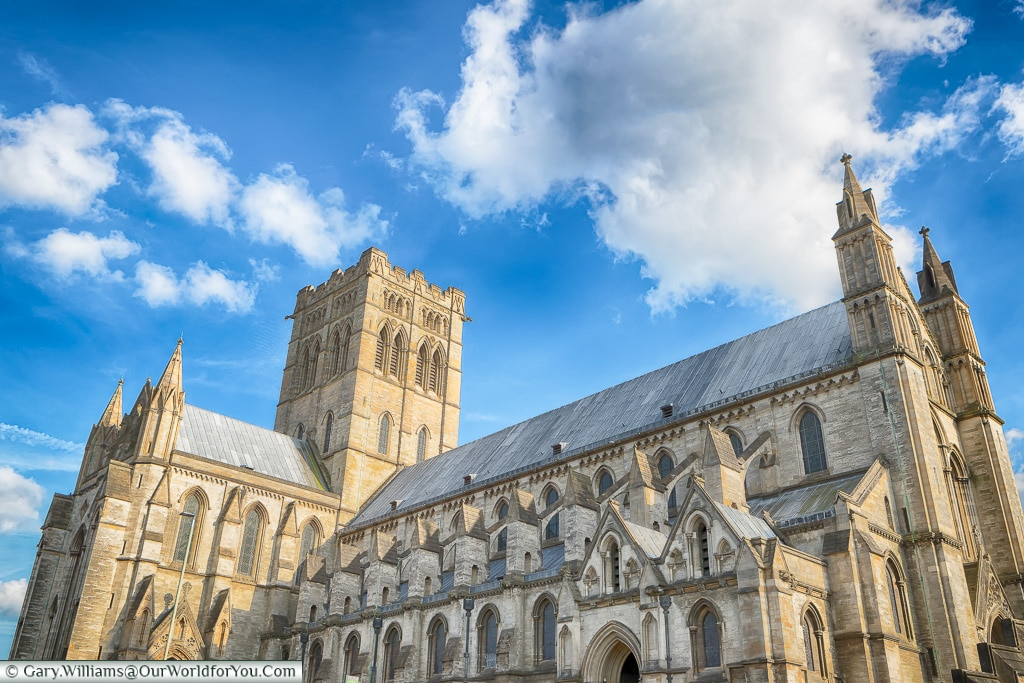 St John the Baptist Cathedral, Norwich, Norfolk, England