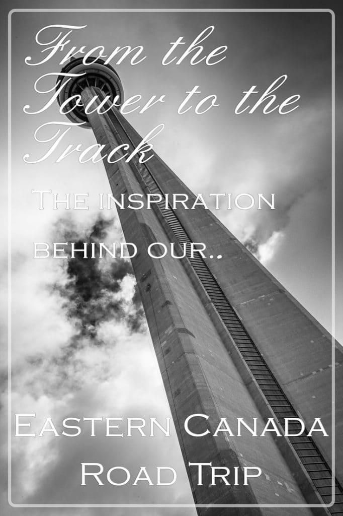 The CN Tower, Toronto, Canada