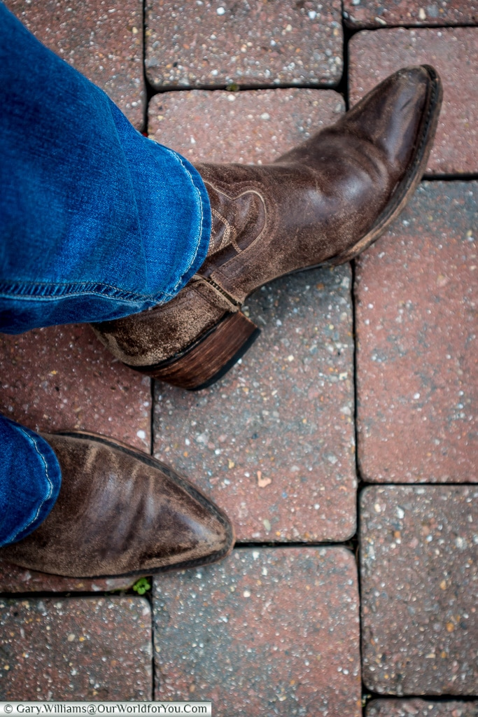 My Boots, Fort Worth, Texas, USA