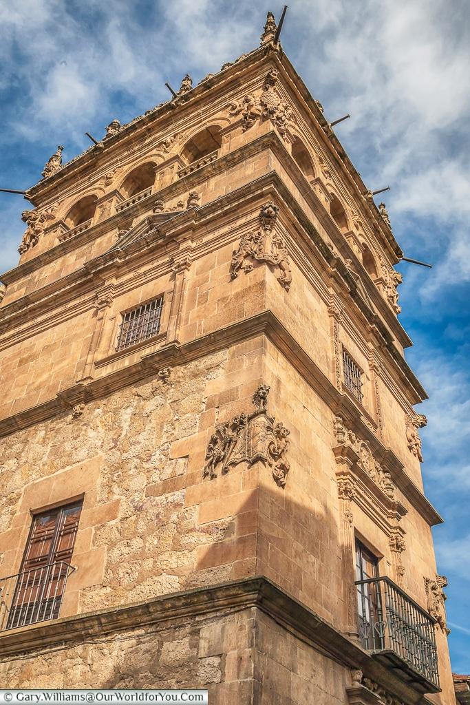 Palacio de Monterrey, Salamanca, Spain