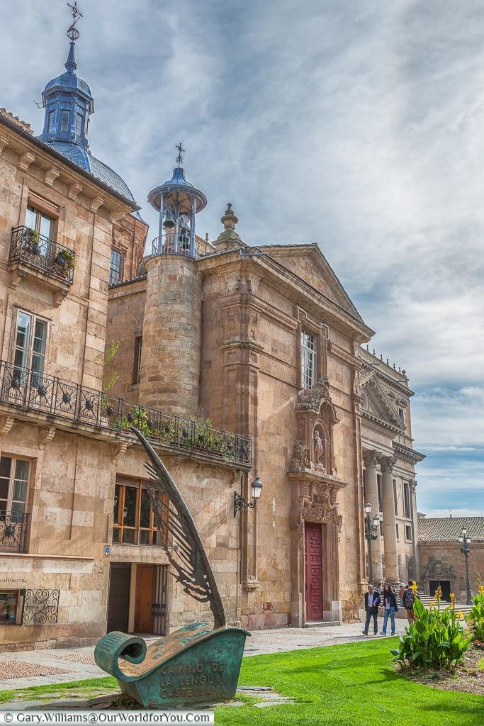 San Sebastian Church, Salamanca, Spain