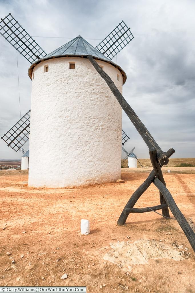 The Mills, Campo de Criptana, Spain