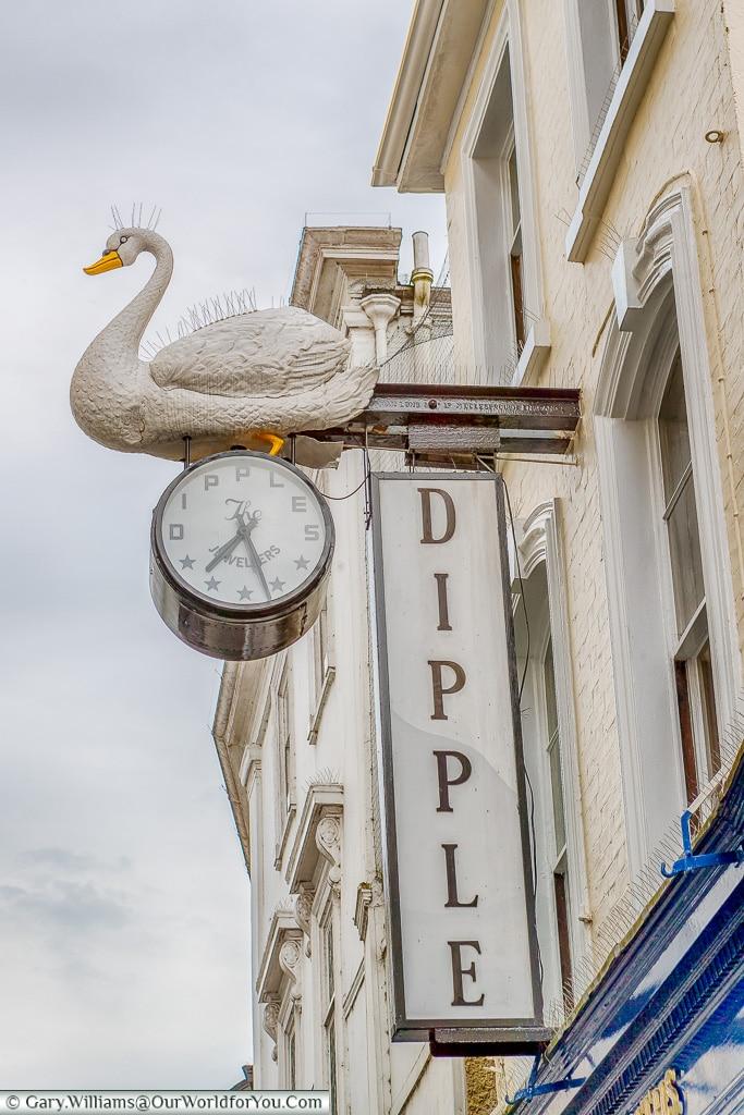 Dipples, Swan Lane, Norwich, Norfolk, England