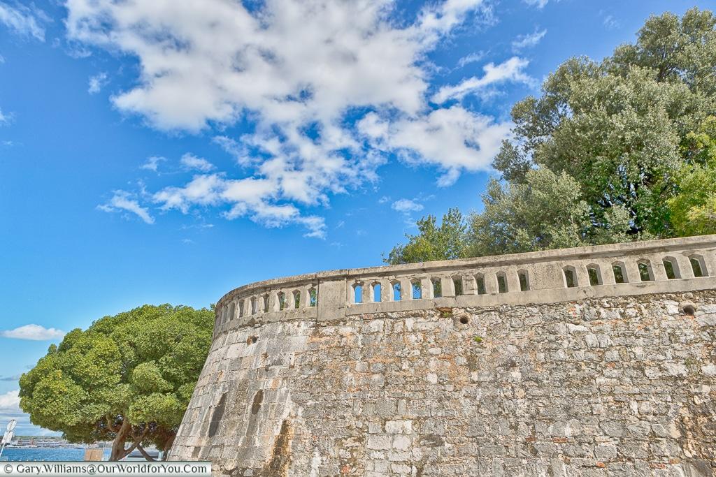 The City Walls, Zadar, Croatia