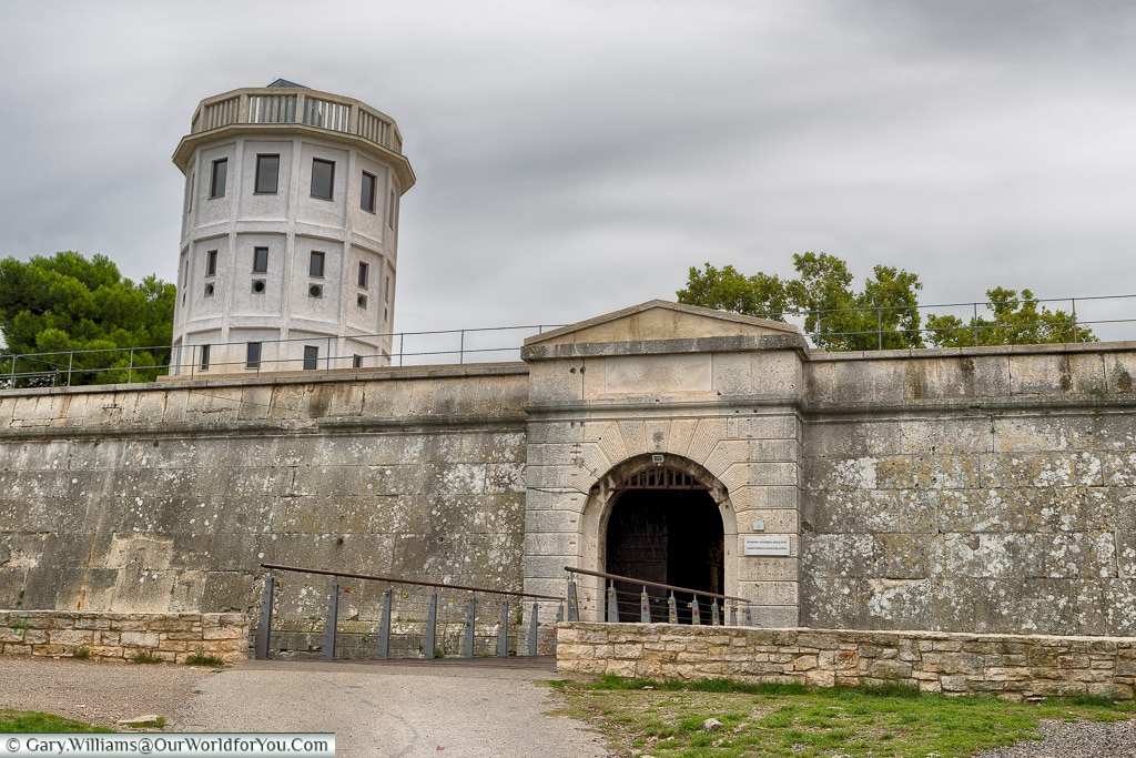 The Citadel,Pula, Croatia