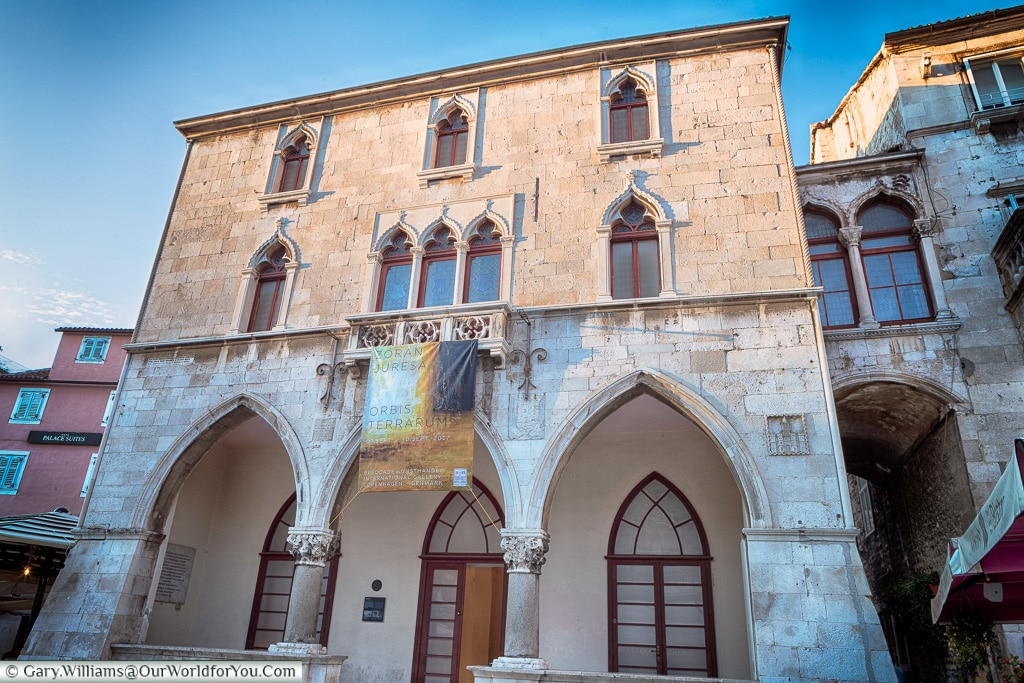 The Old Town Hall, Split, Croatia