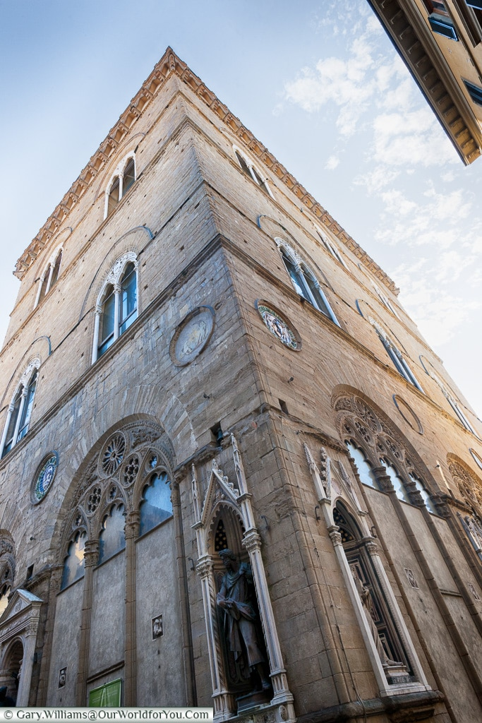 Church and Museum of Orsanmichele, Florence, Tuscany, Italy