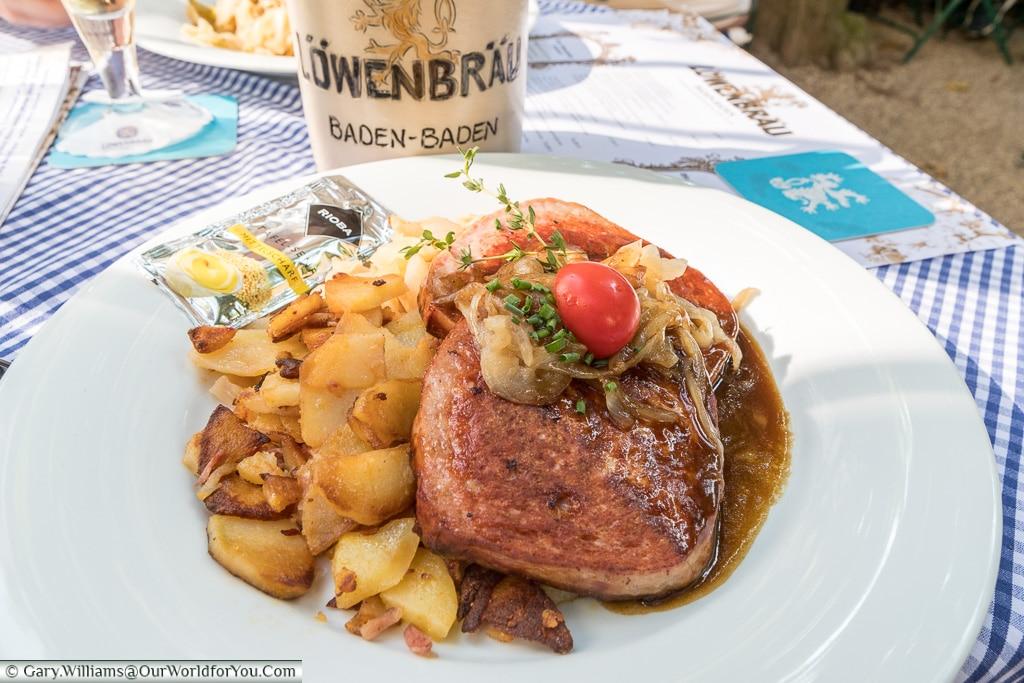 Meatloaf, Baden-Baden, Germany