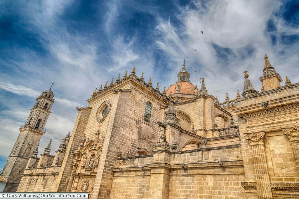 The Cathedral, Jerez, Spain