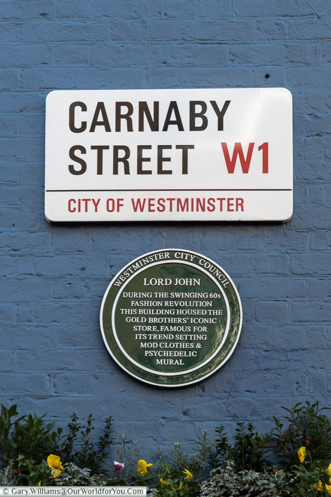 Not all for people, Blue Plaques, London, England