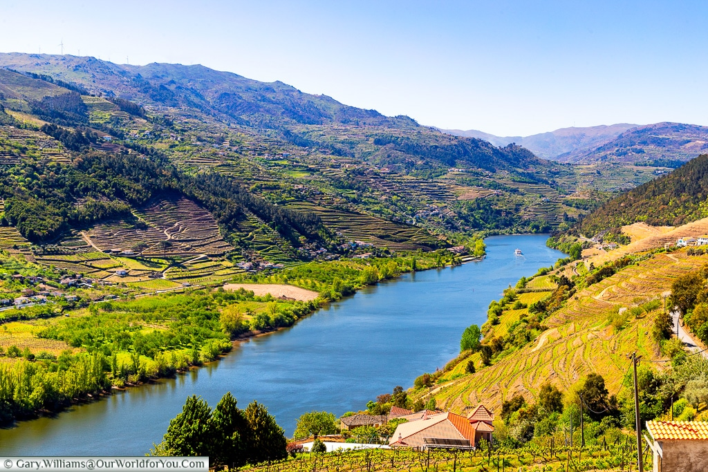 The Douro valley in all its glory, Portugal