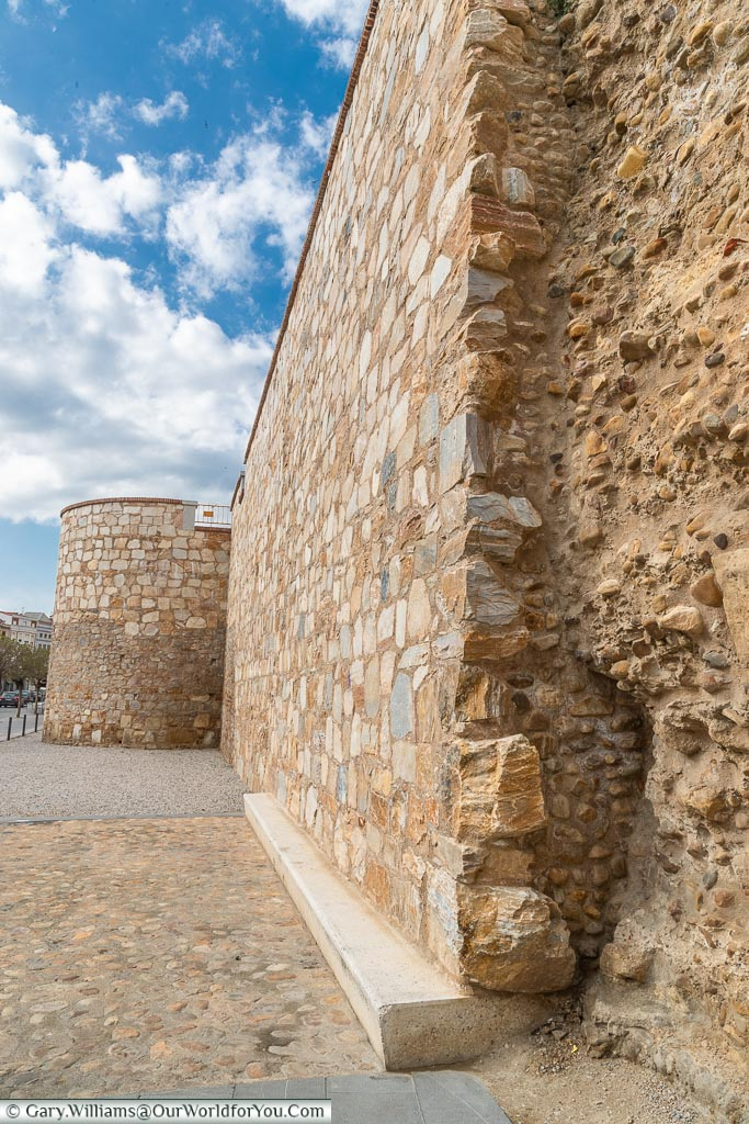 The City Walls, León, Spain