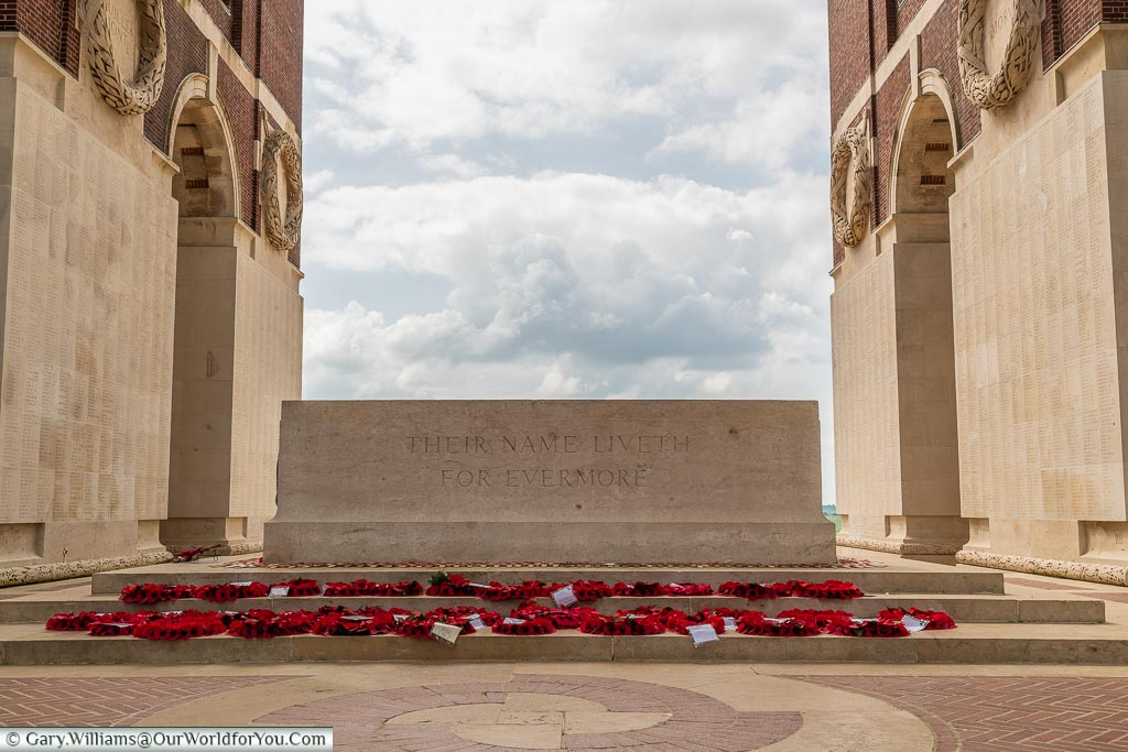 Their Name Liveth for Evermore, Thiepval, France