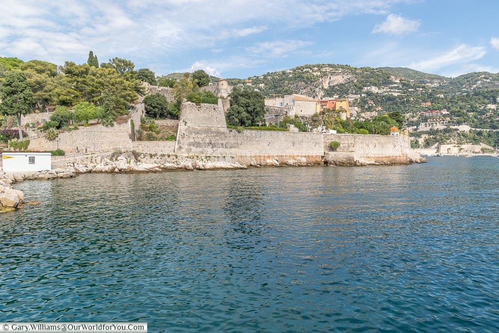 The Citadel, Villefranche-sur-Mer, France