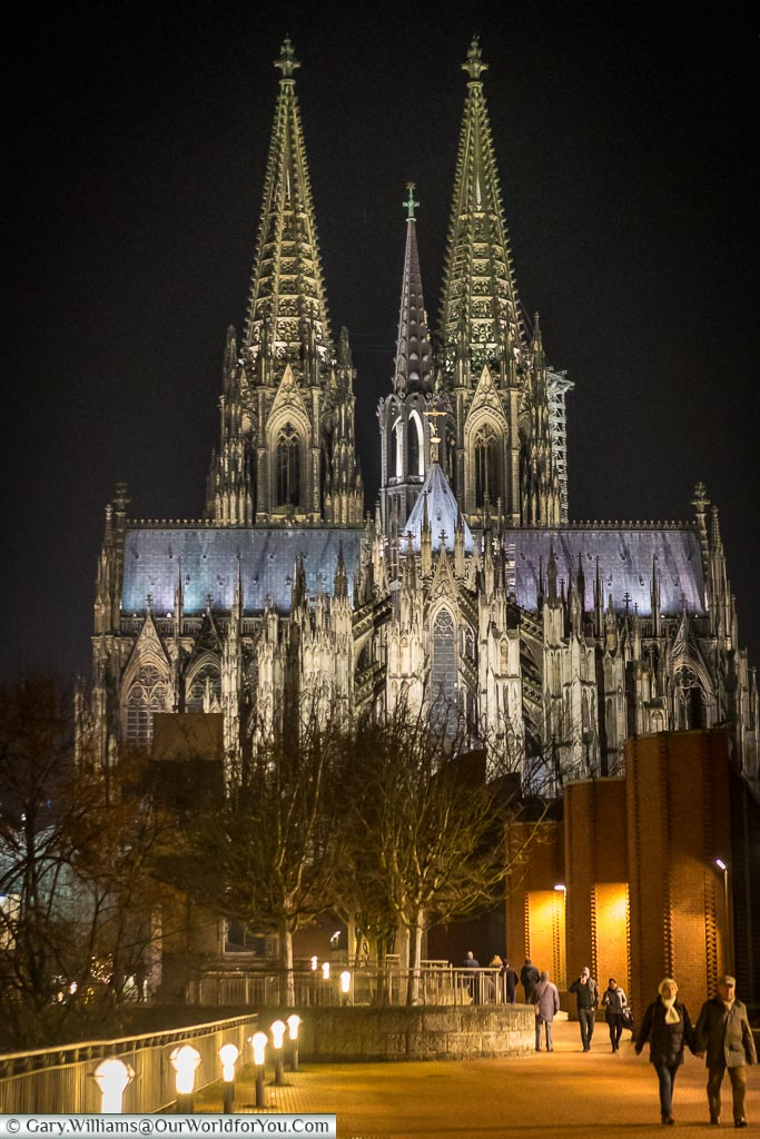 The Dom, Cologne, Germany