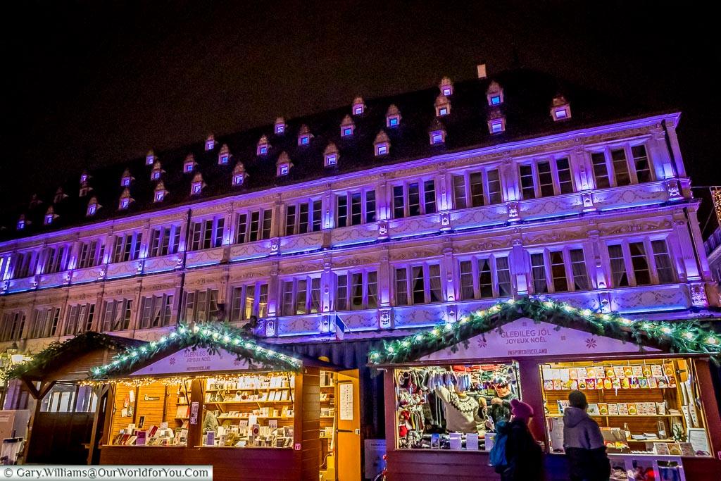 The Icelandic Market, Strasbourg, France
