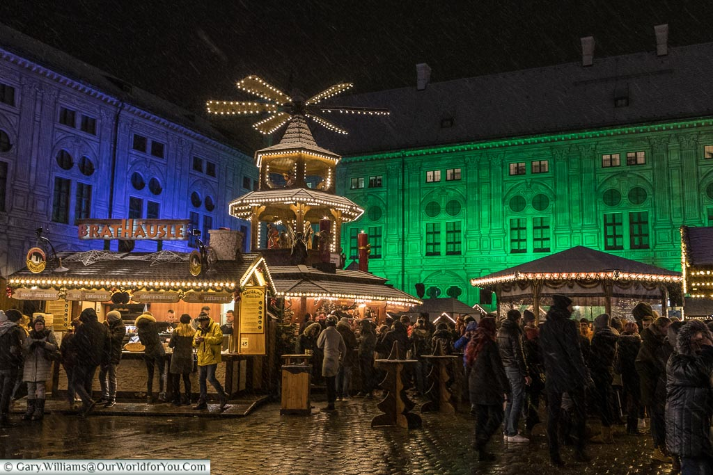 Christmas In Munich Germany.Magical Munich At Christmas Our World For You