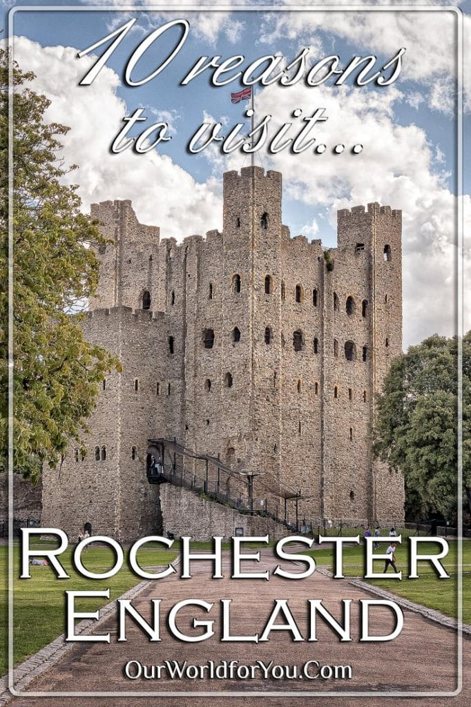 10 Reasons to Unearth, Rochester, Kent, England, UK