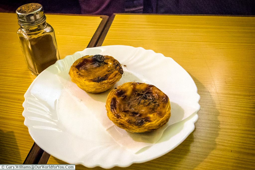 Pastel de Nata - for reference, Lisbon, Portugal