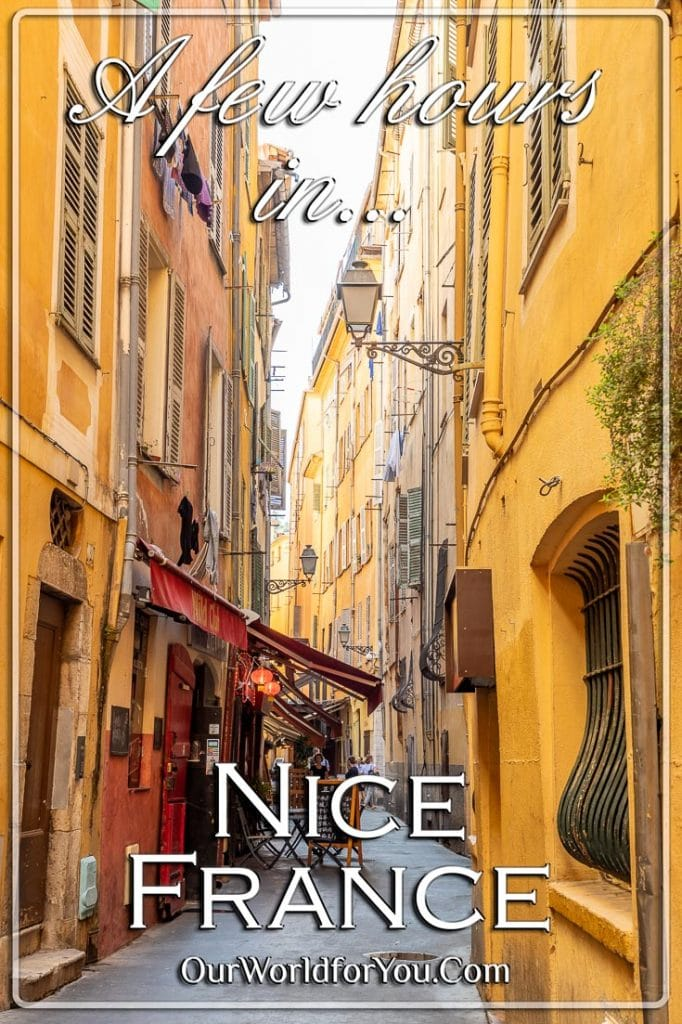 A few hours in Nice, France