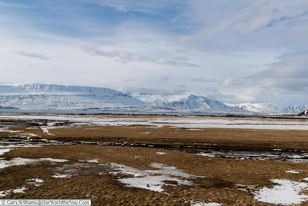 Northern Iceland, Driving in Iceland