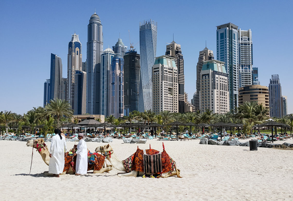 5 Places You Should Not Miss in Dubai