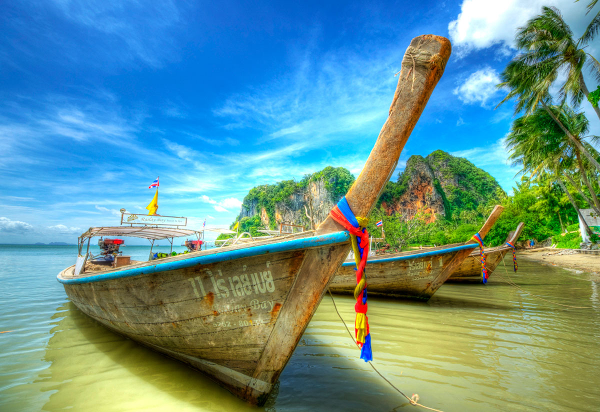 Find the Cheapest Flights to Thailand