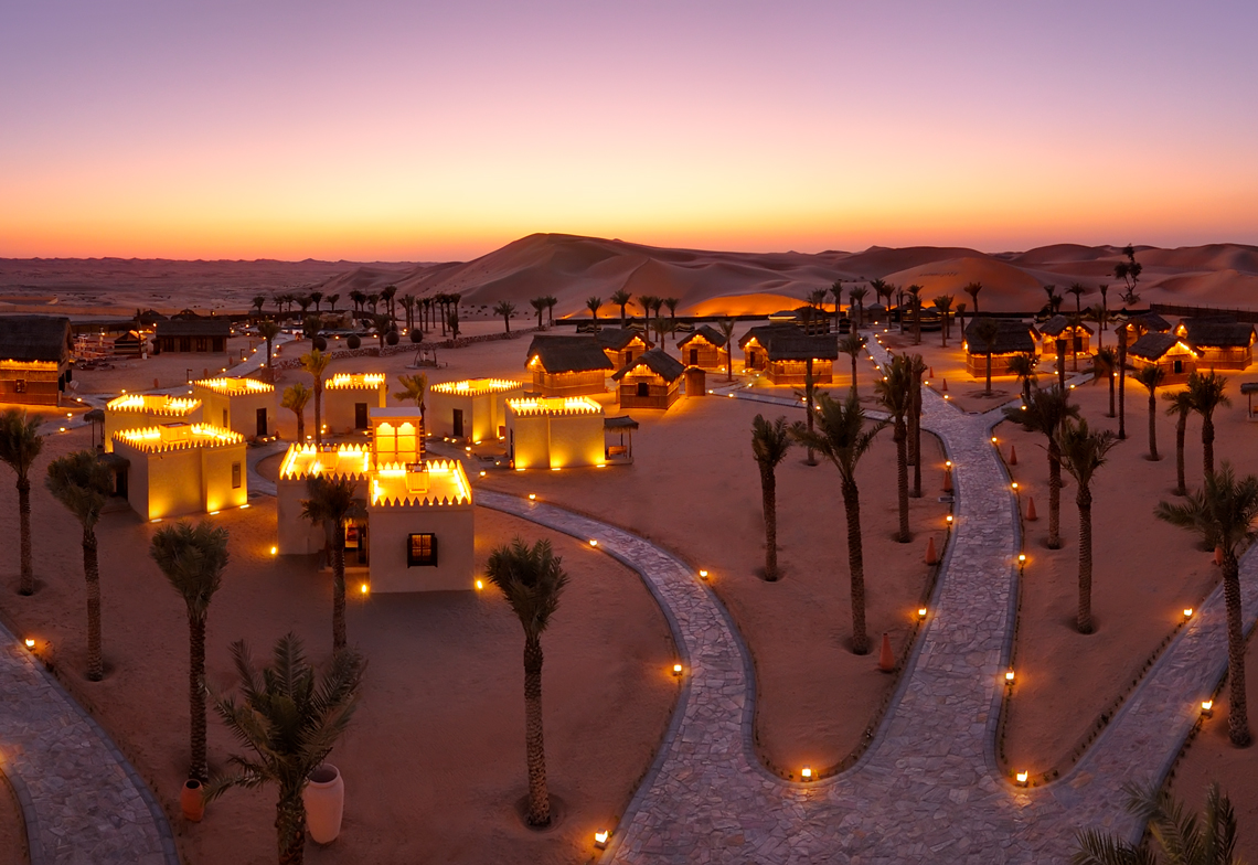 10 Luxury Desert Resorts in the Middle East