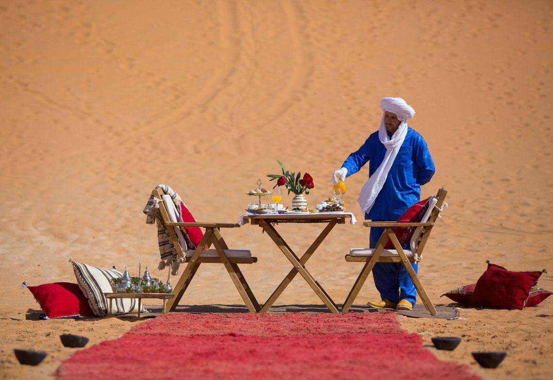 Photo Post: Merzouga Luxury Desert Camp Morocco