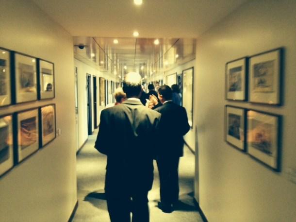 Slovenian delegation at UNESCO HQ In Paris — at UNESCO HQ In Paris.