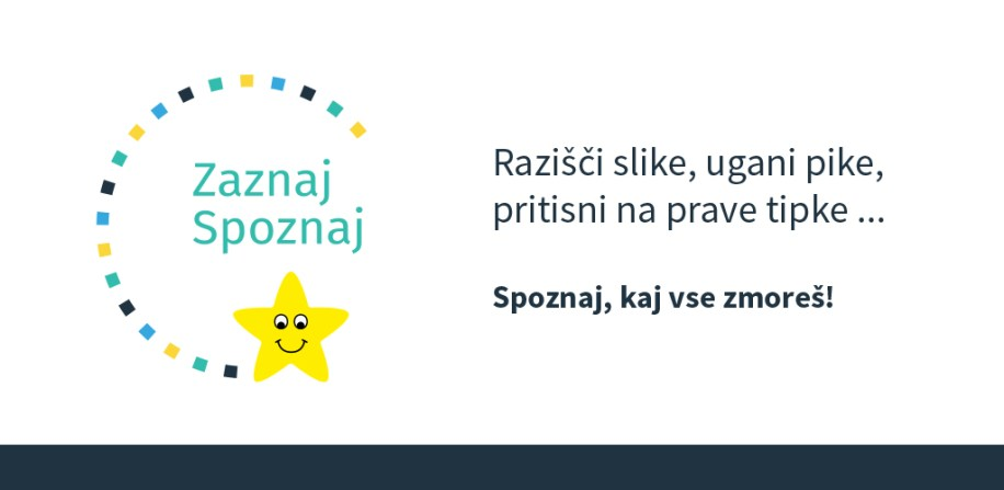 OpeningupSlovenia project - Zaznaj Spoznaj