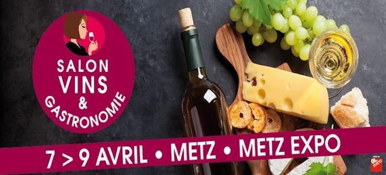 Salon Vins et Gastronomie  Metz