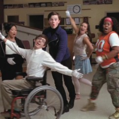 Wheelchair Glee Tutu Chair Skirt Pilot Oral History Part 1 Casting Call